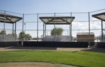 Baseball Field Shelter