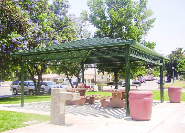 square-metal-pavilion