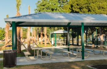Park & Recreation Shelters, Pavilions, Pergolas, and Gazebos