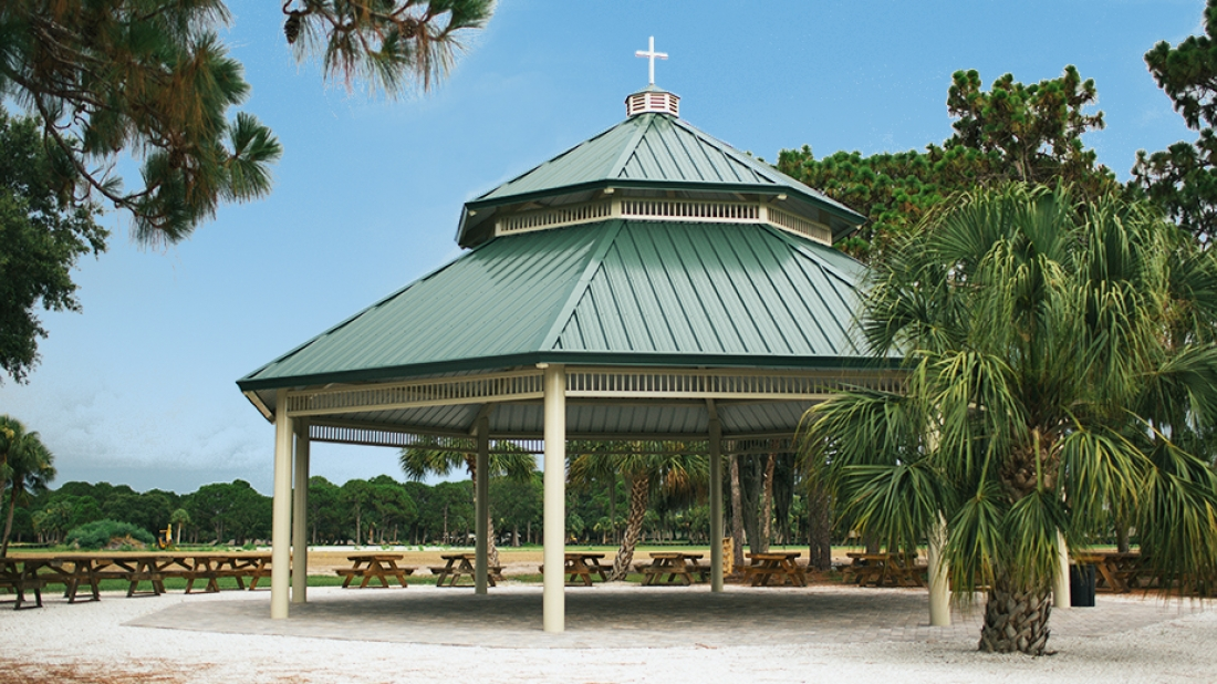 First Baptist Venice Church Shelter